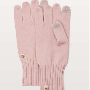lululemon Wool Be Toasty Gloves